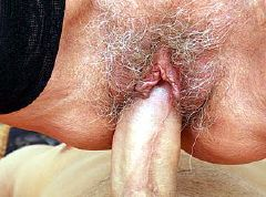 Hairy Mature Cunts